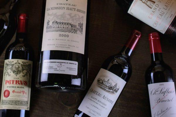 Что такое бордосский бленд вина?