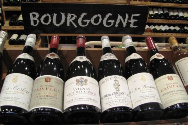Французские бленды элитных вин